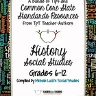 Common Core Social Studies: Free Back-to-School eBook for