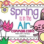 Common Core Spring Math and Literacy Centers [12]