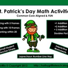 Common Core St. Patrick's Day Math Fun