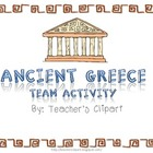 Common Core Standards Aligned Ancient Greece Activity {Gro