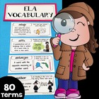 Interactive Notebooks Common Core Vocabulary