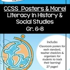 Common Core Standards - READING for Literacy in History/So