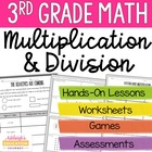 Common Core Standards Multiplication &amp; Division Unit