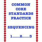 Common Core RI.3.8: Sequencing