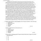 Common Core Standards Test English Language Arts Grade 12