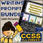 Common Core Standards Writing Prompt Resource (With Pictures)