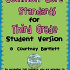 Common Core Standards for Third Grade