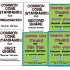Common Core Standards for grades K-5