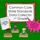 Common Core State Standards Data Tracking System 1st Grade