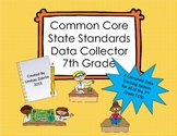 Common Core State Standards Data Tracking System 7th Grade