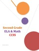 Common Core State Standards ELA 2nd Grade Condensed Version