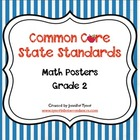 Common Core State Standards ~ Math ~ Second Grade