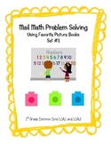 Common Core Story Problems for First Grade: Mail Math Time!