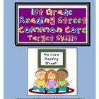 2011 Common Core Target Skills Reading Street 1st Grade Unit 4
