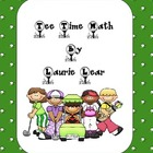 Common Core: Tee time math