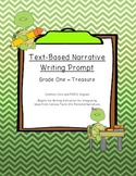 Common Core Text-Dependent Narrative Writing Prompt Grade