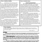 Common Core Text-Dependent Writing Prompt Argumentative Grade 8