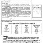 Common Core Text-Dependent Writing Prompt Explanatory Grade 5