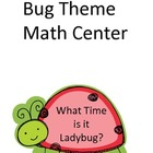 Common Core Time Telling to Hour and Half Hour - Bug / Spr