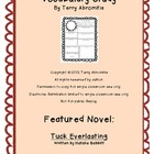 Common Core Tuck Everlasting Vocabulary Study