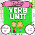 Common Core Verb Unit