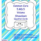 Common Core Volume Showdown Game 5.MD.5