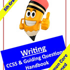 Common Core Writing Standards and Guiding Questions Handbo