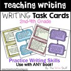 Common Core Writing Task Cards