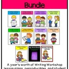 Common Core Writing Workshop Bundle