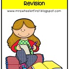 Common Core Writing Workshop Mini-Lessons: Unit 3-Revision