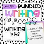 Common Core Writing Kit 3rd, 4th, & 5th Grade Opinion, Inf