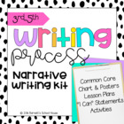 Common Core Writing for 3rd, 4th, & 5th Grade! Writing Pro