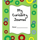 "Common Core Writing with ""My Curiosity Journal"""