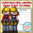Common Core Writing...K - 2 Tools to teach, practice and publish.