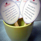 Common Core writing prompts cards set 2