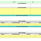 Common Core/Marzano Interactive Lesson Plan Template-Secon