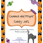 Common and Proper Noun Candy Jars