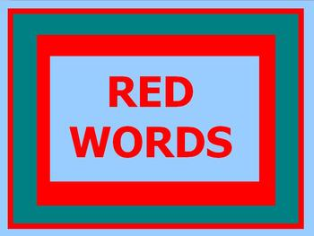 Commonly Misspelled and Confused Words (Also Red Words)