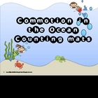 Commotion in the Ocean Counting Mats