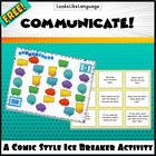 Free! Communicate! Game by Looks-Like-Language