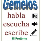 Communicative Spanish Activity (Speak, Listen, Write): Pre
