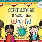 Communities Around The World {A Social Studies and Postcar