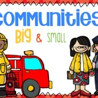 Communities Big &amp; Small