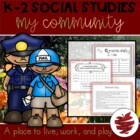 Community: A Place to Live, Work, and Play