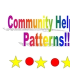 Community Helper Patterns Unit