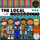 Community Helpers {A Primary Social Studies Unit}