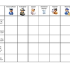 Community Helpers Chart