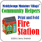Community Helpers Fire Station