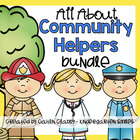 Community Helpers: Math, Literacy, and MORE!
