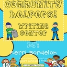 Community Helpers! Writing Center